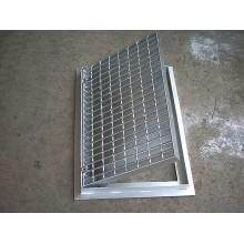 Galvanized Walkway Mesh Steel Grating