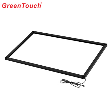 Diy Infrared Touch Frame Overlay TV 85 pulgadas