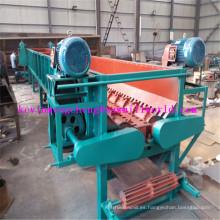 Modelo Log Debarker Machine D4500 Double Rollers