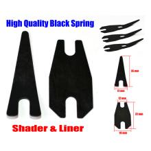 Haute qualité noir Shader et doublure tatouage printemps