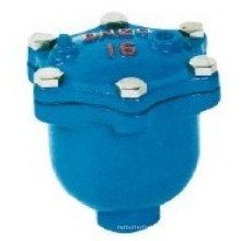 Ductile Iron with Epoxy Caoting Thread End Air Valve