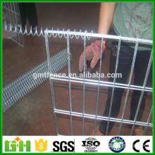 GM Hot Sale Haute qualité Galvanisé Gabion Fence / Gabion Basket
