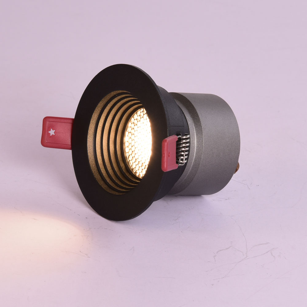 dimmable led spot light
