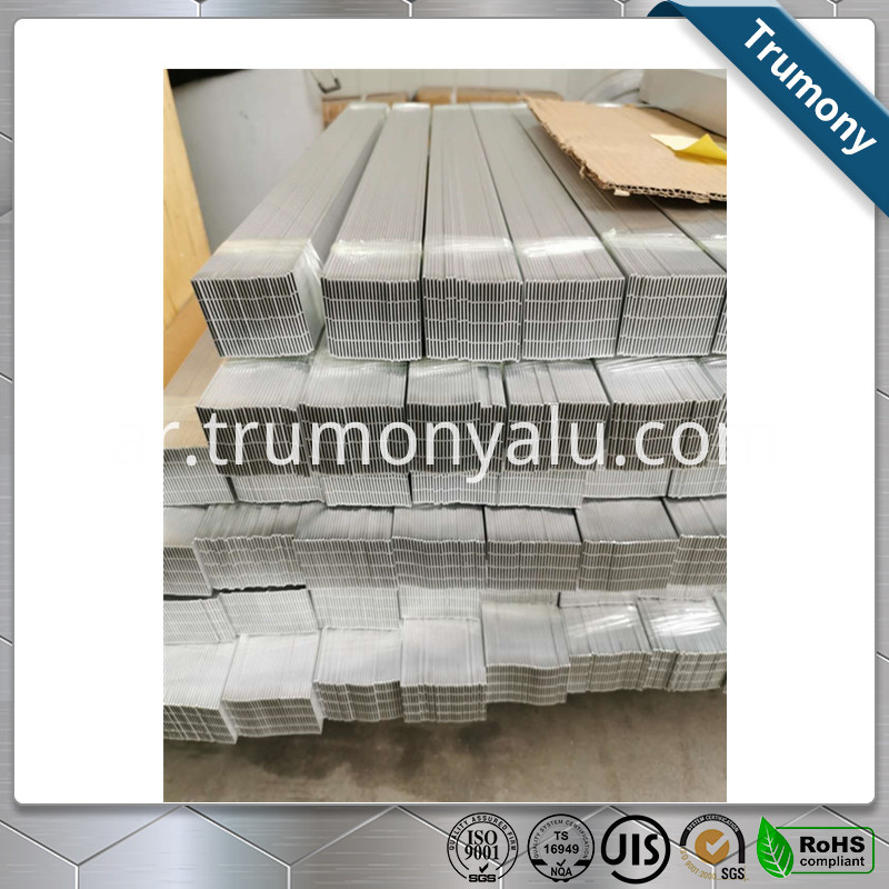3003 3003 Aluminum Multiport Flat Tube