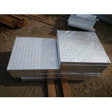 Hot Dipped Metal Building Materials Plain Steel Grating