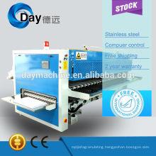 FREE SHIPPING 2013 3000mm folder machine 5 times