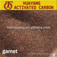 HY-PJ1249 garnet sand blasting 30/60