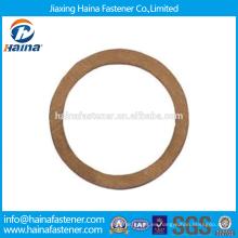 Proveedor chino Mejor precio DIN 7603 cobre / acero inoxidable Anillos de sellado