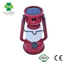 Lampe de poche à LED équipement de camping petite lampe de camping conduit Lanterne de camping solaire populaire