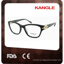 2015 fashion acetate optical frame wholesale from China