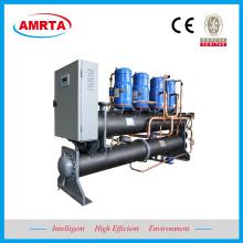 Água personalizada refrigeradores de refrigeração do parafuso do rolo