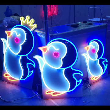 LED NEON SIGN ART PARA EMPRESAS