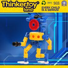 Образовательные пластиковые игрушки Вертолет Дети