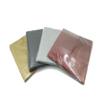 Hot selling 12in Iron on HTV pu heat vinyl transfer Glitter Sheets slices for clothing textile