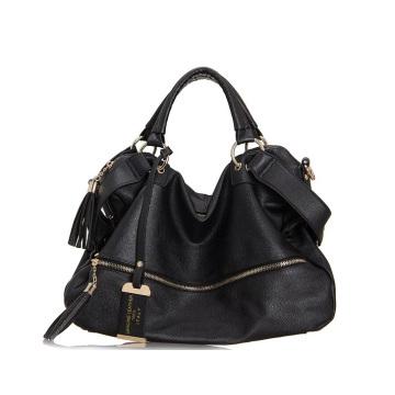 2016 Ladies Hobo Handbag Made From Genuine Leather