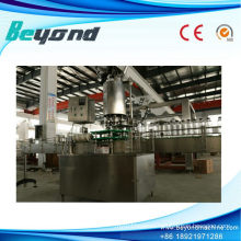 Automatic High-Tech Beer Washing Filling Capping Machinery Line
