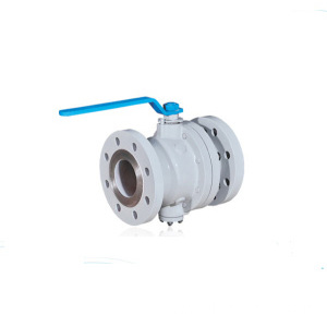 Floating Cast Steel Ball Valve
