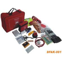 Erste-Hilfe-Kit für Auto-Road-Emergency mit Rot (DFK-001)