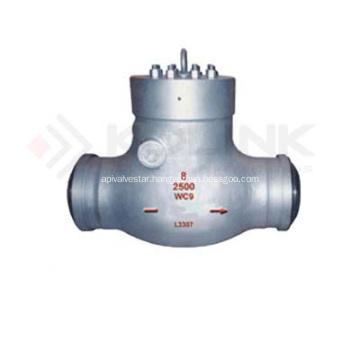 Cast Steel Pressure Seal Check Valve