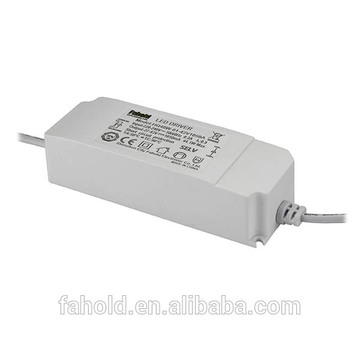 1050ma 40W 220-240V Panel de luz LED controlador