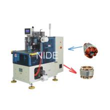 Compression Motor Auto Stator End Coil Lacing Machine