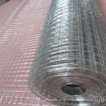 Fábrica directa de malla de alambre soldada galvanizada con precio más bajo
