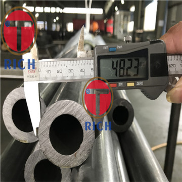 High Tensile 4130 Thick Wall Mild Steel Tube