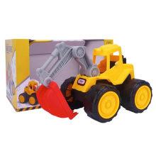Boy Play Glide Truck Construction Truck
