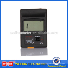 Industrial Digital Thermometer with K-TYPE Thermometer Digital Temperature Meter Electronic Temperature Meter TM902C