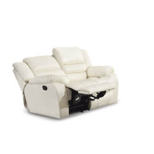 Living Room Genuine Leather Sofa (801)
