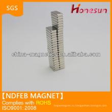 Strong спеченный Ndfeb Магниты неодимовые магниты
