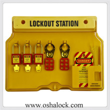 Safety Lockout Station Lockout