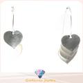 2015 Love Earring New Fashion Jewelry for Woman′s 925 Silver Earring (E6580)