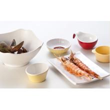 Melamine Rectangle Plate/Melamine Sushi Plate/100% Melamineware (WTY8014)