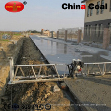 Китай Угля Бетонной Дороги Нивелирование/ Виброрейкой Машина