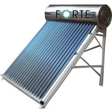Chauffe-eau solaire résidentiel de pression pour -35 degrés