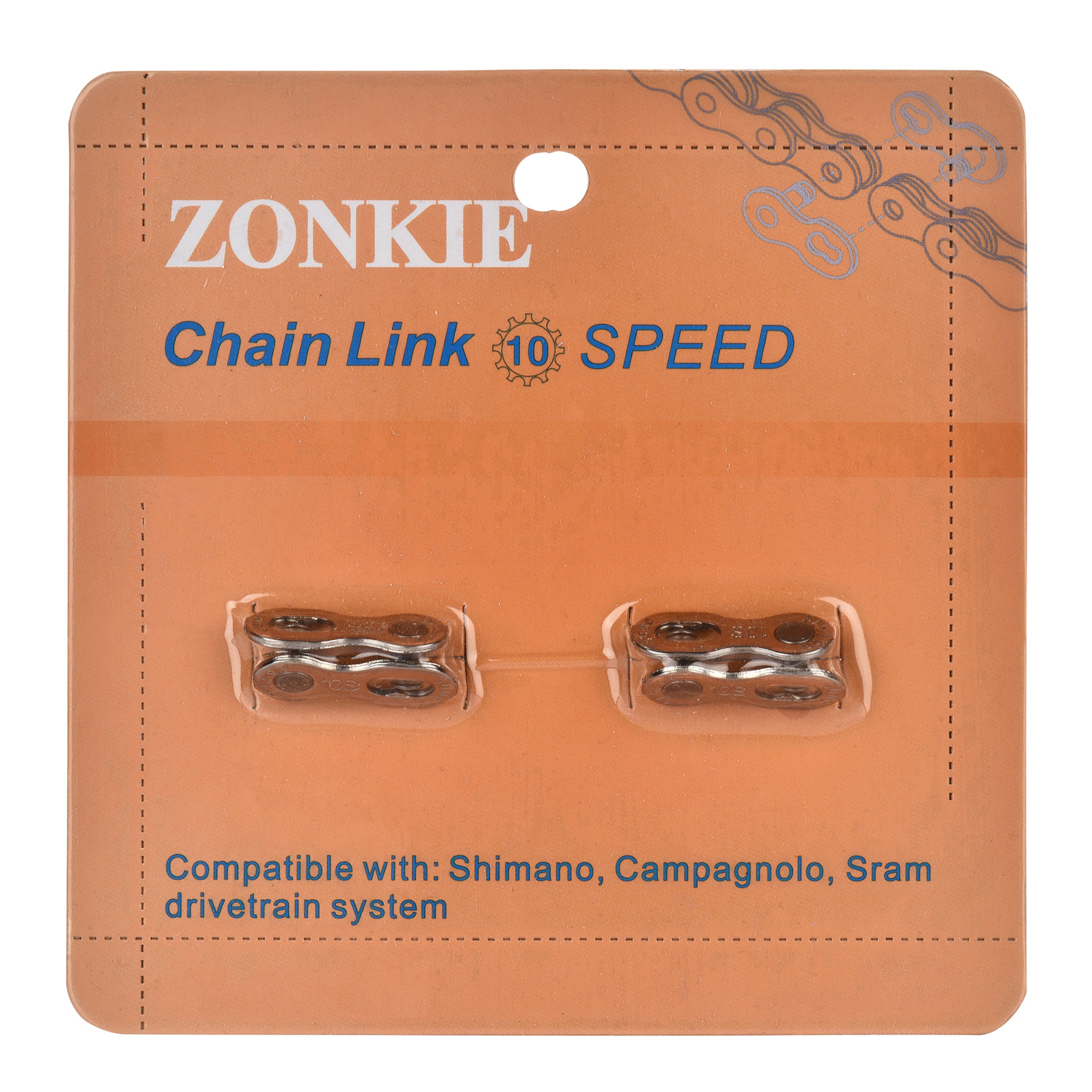 10 speed link's package