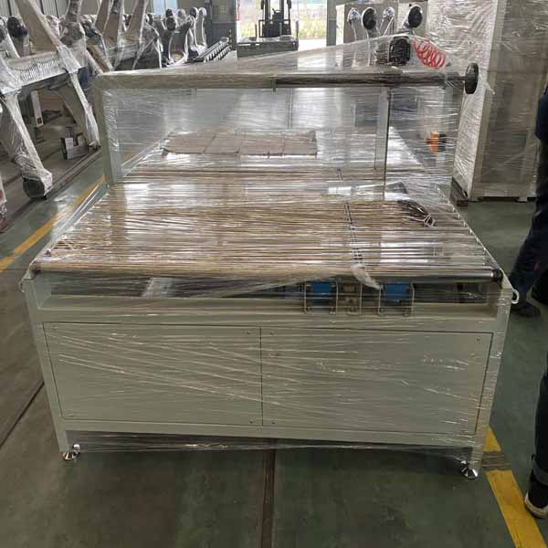 Pp Carton Box Automatic Strapping Machine Huatao
