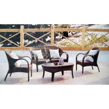 Metal Rattan Modern Garden Furniture Designer