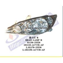 Горячие продажи фары прямо для Camry Acv30′05 # (181110-ACV30-F)