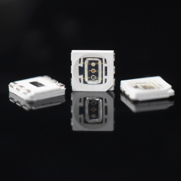 Dreifarbige 5050 SMD LED 810 nm 660 nm 460 nm
