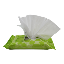 Nonwoven 80 buah Baby Wet Wipes
