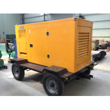 300kw Diesel Portable Generator with Cummins Engine