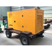 Дизельный генератор мощностью 300 кВт с двигателем Cummins