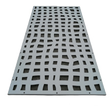 Exterior Metal Outdoor fencing and Decorative Fence Panel