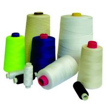 100% gesponnener Polyester-Nähgarn-Fabrik-Preis