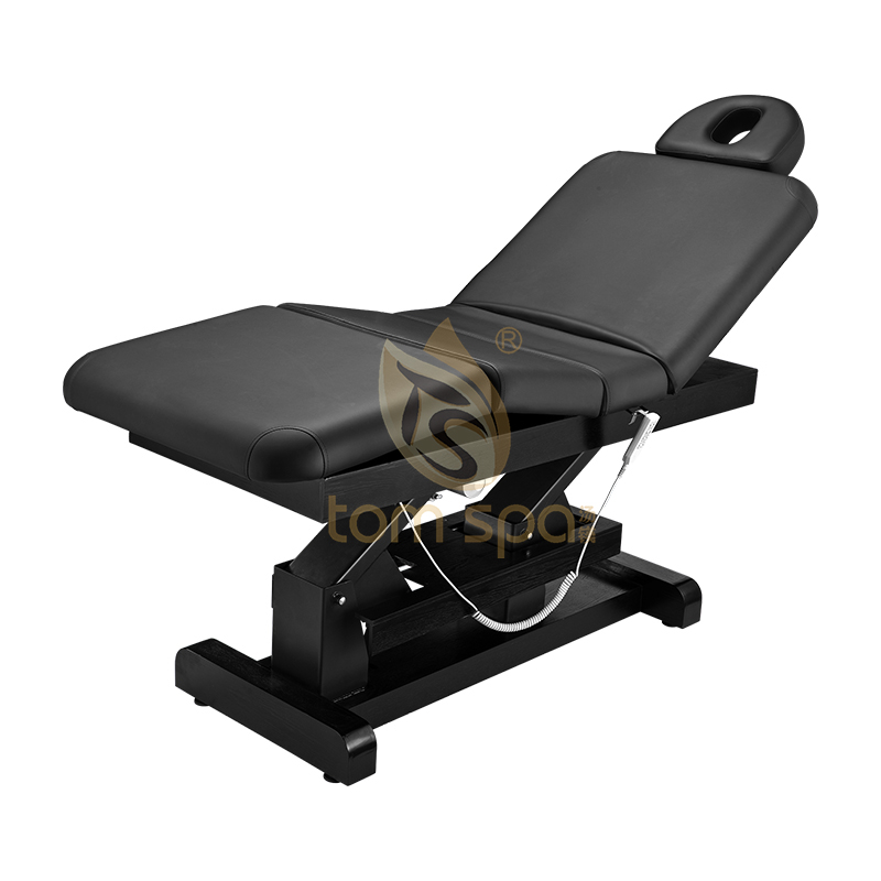 Electric Wooden Massage Table