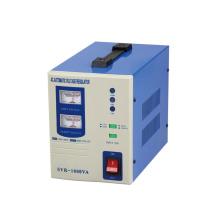 2016 Релейный релейный релейный тип AVR Автоматический регулятор напряжения постоянного тока для дома Используйте трансформатор напряжения, выполненный в Yueqing Liushi Factory