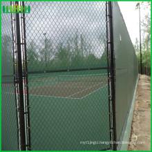 High demand school chain link fence