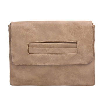 PU Leather Evening Party Clutch Handväska